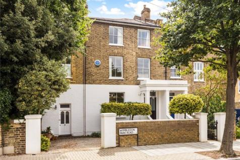 Wimbledon Park Road, Putney, London, SW18. 5 bedroom terraced house for sale