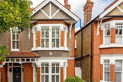 Holroyd Road, Putney, London, SW15. 4 bedroom semi-detached house