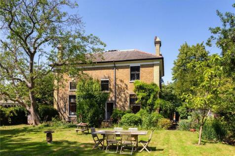 Carlton Drive, Putney, London, SW15. 6 bedroom detached house for sale