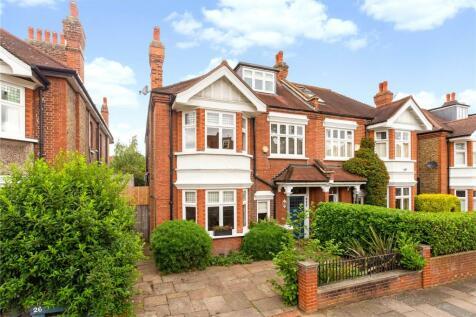 Campion Road, Putney, London, SW15. 5 bedroom semi-detached house for sale