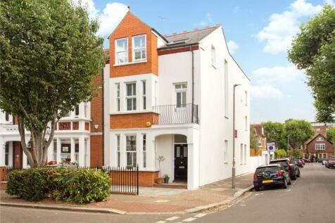 Carmalt Gardens, Putney, London, SW15. 5 bedroom end of terrace house for sale