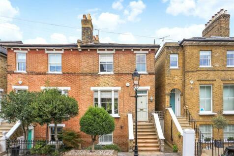 Spencer Walk, Putney, London, SW15. 4 bedroom terraced house