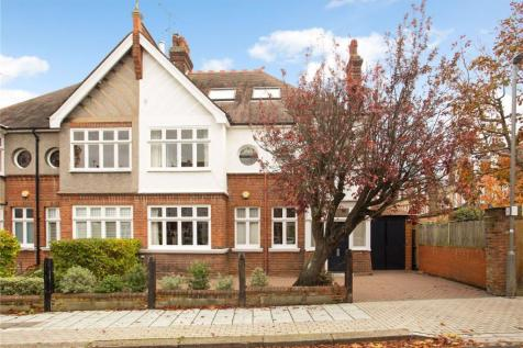 Luttrell Avenue, Putney, London, SW15. 6 bedroom semi-detached house for sale