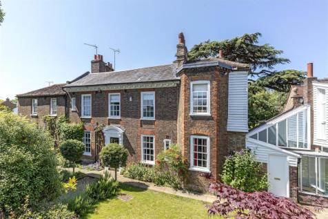 Sudbrook Lane, Richmond, Surrey, TW10. 5 bedroom semi-detached house