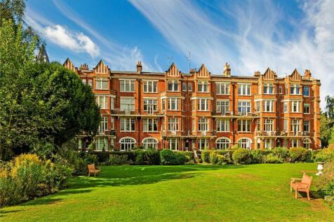 Richmond Bridge Mansions, Willoughby Road, Twickenham, TW1. 4 bedroom apartment for sale