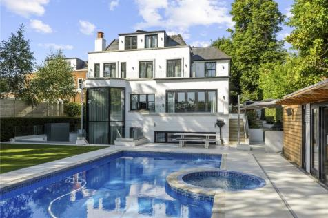 Burghley Road, Wimbledon, London, SW19. 5 bedroom detached house for sale