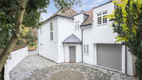 Burghley Road, Wimbledon, London, SW19. 5 bedroom detached house