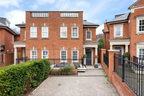 Marryat Place, Wimbledon, London, SW19. 5 bedroom semi-detached house