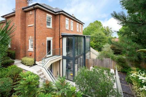 Marryat Place, Wimbledon, London, SW19. 5 bedroom semi-detached house for sale