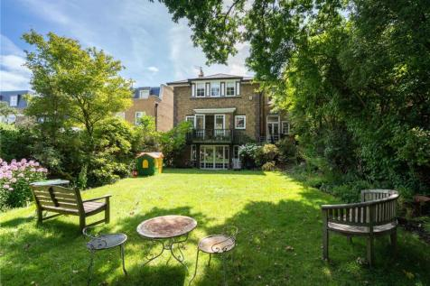 Spencer Hill, Wimbledon, London, SW19. 4 bedroom detached house
