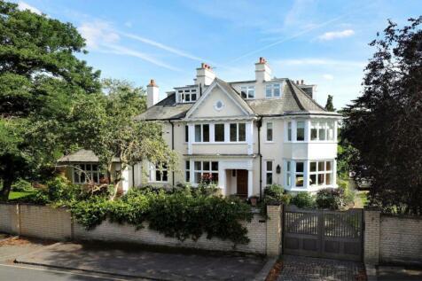 Parkside Avenue, Wimbledon, London, SW19. 8 bedroom detached house for sale