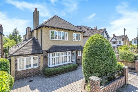 Hunter Road, Wimbledon, London, SW20. 5 bedroom detached house
