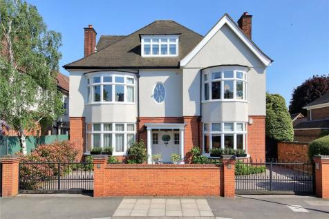 Marryat Road, Wimbledon, London, SW19. 7 bedroom detached house