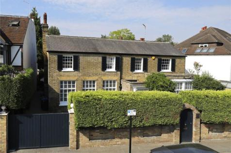 Somerset Road, Wimbledon, London, SW19. 5 bedroom detached house