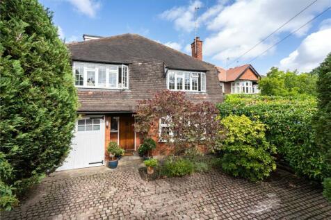 Copse Hill, Wimbledon, London, SW20. 5 bedroom detached house