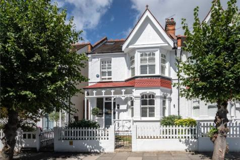 Dunmore Road, Wimbledon, London, SW20. 4 bedroom semi-detached house