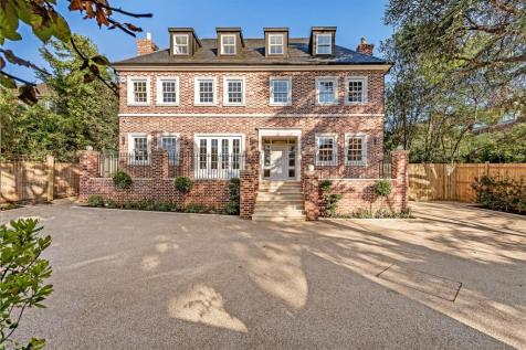 Church Hill, Wimbledon, London, SW19. 8 bedroom detached house for sale