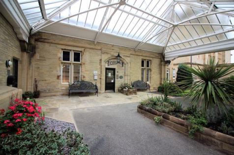 Whitaker House Apartments. Savile Park, Halifax. 1 bedroom apartment for sale