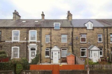 Savile Park Street, Savile Park, Halifax. 2 bedroom terraced house
