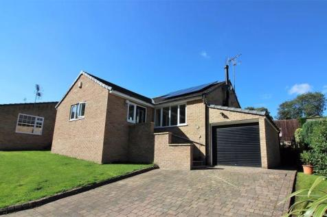 Wellgarth, Well Head, Halifax. 3 bedroom bungalow for sale
