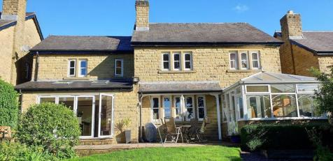 Savile Lea, Savile Road, Halifax. 5 bedroom detached house for sale