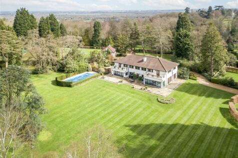 Ridgemead Road, Englefield Green, Egham, Surrey, TW20. 6 bedroom detached house for sale