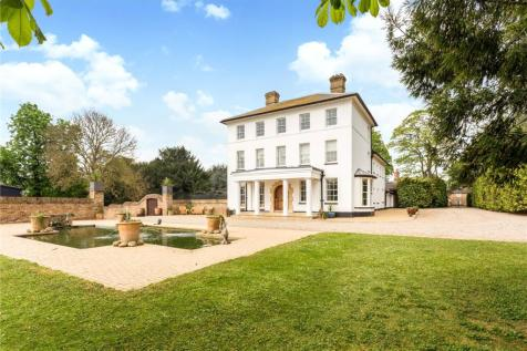 Cranham Hall, The Chase, Upminster, Essex, RM14. 5 bedroom detached house for sale