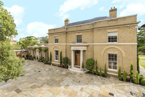 Hadley Common, Barnet, EN5. 7 bedroom detached house for sale