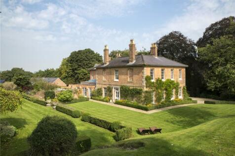 Great Shefford, Hungerford, Berkshire, RG17. 7 bedroom detached house for sale