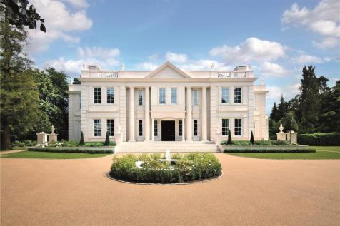 Tor Lane, St George's Hill, Weybridge, Surrey, KT13. 6 bedroom detached house