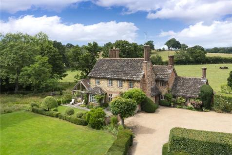 Champions Farm, Thakeham, Pulborough, West Sussex, RH20. 7 bedroom detached house for sale