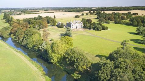 The Lilford Hall Estate, Lilford, Peterborough, PE8. 9 bedroom equestrian facility for sale