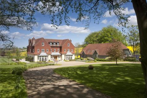 Newton Valence, Hampshire, GU34. 6 bedroom detached house for sale