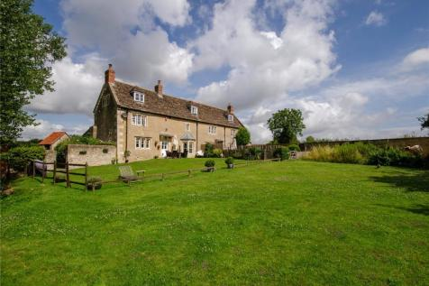 Mill Lane, Broughton Gifford, Wiltshire, SN12. Detached house for sale