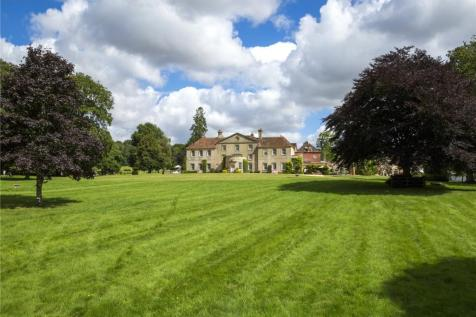 Chute Standen, Andover, Wiltshire/Hampshire, SP11. 8 bedroom detached house for sale