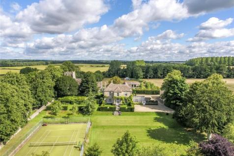 Preston, Cirencester, Gloucestershire, GL7. 6 bedroom detached house