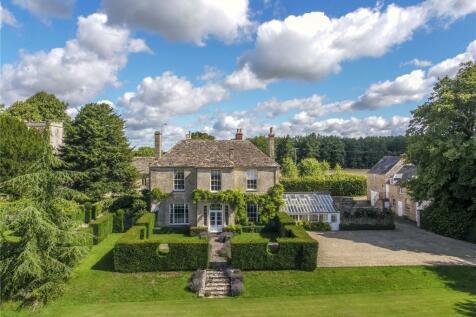 Preston, Cirencester, Gloucestershire, GL7. 6 bedroom detached house for sale
