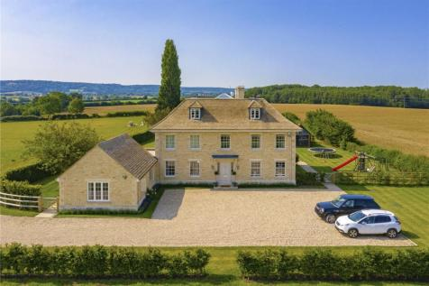 New Close Farm Road, Henton, Chinnor, Oxfordshire, OX39. 8 bedroom detached house