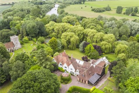 Church Lane, North Stoke, Wallingford, Oxfordshire, OX10. 7 bedroom detached house
