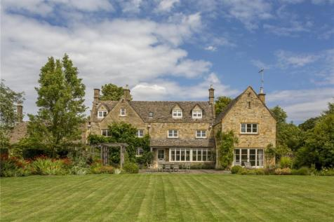 Wyck Rissington, Cheltenham, Gloucestershire, GL54. 6 bedroom detached house