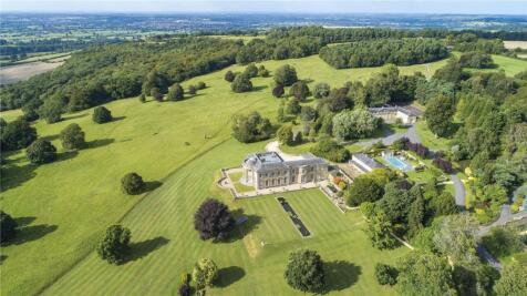 The Bowden Park Estate, Lacock, Chippenham, Wiltshire, SN15. 7 bedroom equestrian facility for sale