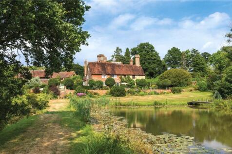Twyssenden, Goudhurst, Kent, TN17. 7 bedroom detached house for sale