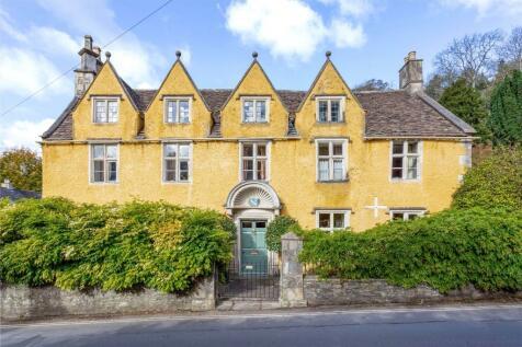 Castle Combe, Chippenham, Wiltshire, SN14. 6 bedroom detached house for sale