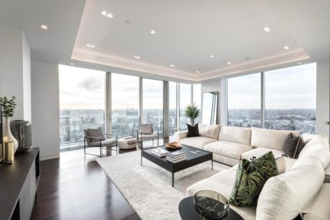 Lillie Square, Seagrave Road, Earls Court, London, SW6. 4 bedroom penthouse for sale