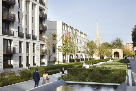 Chelsea Barracks, Residence 3, 1 Mulberry Square, London, SW1W. 3 bedroom apartment for sale