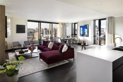 The Mansion, 9 Marylebone Lane, London, W1U. 3 bedroom apartment for sale