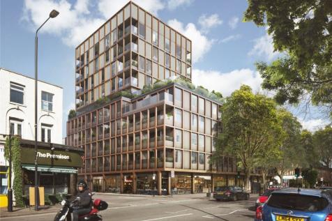 HKR, 211-227 Hackney Road, London, E2. 3 bedroom apartment for sale