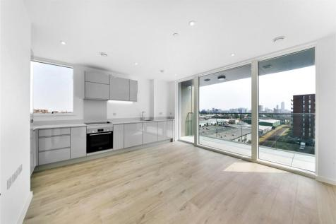 Corsican Square, Bromley By Bow, London, E3. 2 bedroom apartment