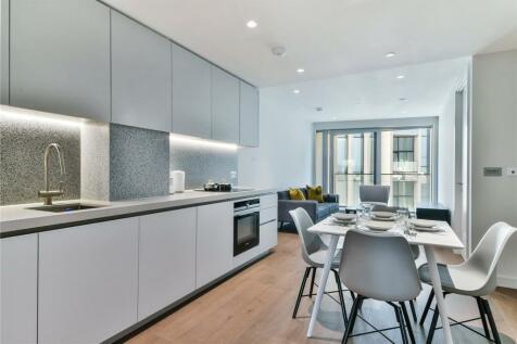 Cutter Lane, Greenwich Peninsula, London, SE10. 1 bedroom apartment