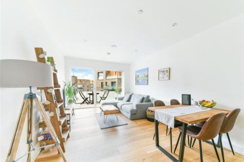 Hugero Point, 2 Rennie Street, London, SE10. 1 bedroom apartment